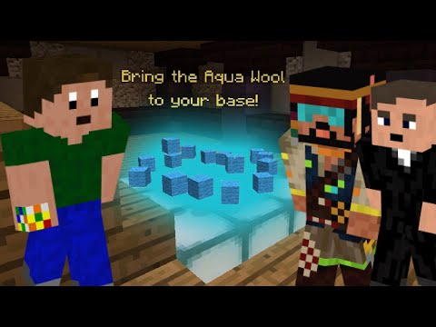 Minecraft: Capture The Wool! (and Maybe Other Mini-games)