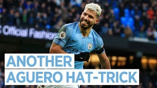 AGUERO REACTS! | MAN CITY 6-0 CHELSEA