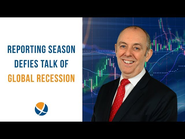US Reporting Season Defies Talk of a Global Recession in 2019