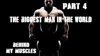 The biggest man in the world part 4. Martin Kjellström about prison