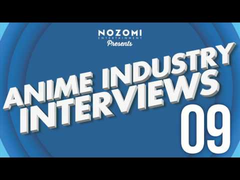 Anime Industry Interviews Episode 9:  Actor Peter Fernandez