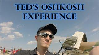 Ted's 2015 Oshkosh Airshow Recap