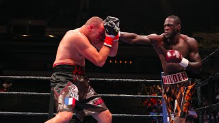 Wilder Vs Duhaupas: Highlights Sept 26 2015 - Pbc On Nbc