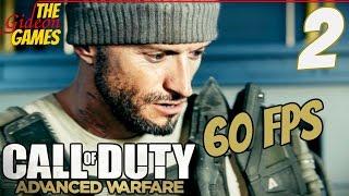 Прохождение Call of Duty: Advanced Warfare [HD|PC|60fps]- Миссия 2: Атлас (Гидеон встречает Гидеона)