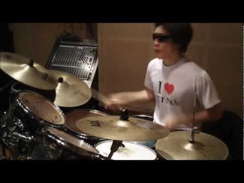 X JAPAN - 紅-Kurenai- High Speed Drum Cover