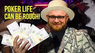 Ask The Pros: TOUGHEST Part of the POKER LIFE?
