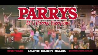 PARRYS (Flash Dance) - Firey Productions