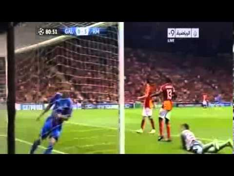 Ronaldo vs Galatasaray Hattrick Goal Galatasaray vs Real Madrid 1 6 2013 ~ All Goals 18 9 2013