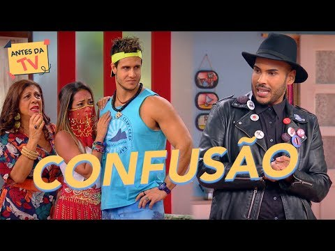 Hugo Gloss desmascara Jéssica e Dona Jô   Vai Que Cola  Nova Temporada  Humor Multishow