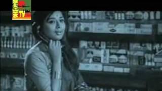 Shabnam & Razzak on Nacher Putul - Aainate Oi Mukh Dekhbe Jokhon