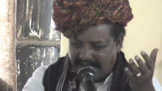 Bundu Khan Langa and Party at Dungar College Movie by Dr Satish Gupta, Bikaner M2U00938