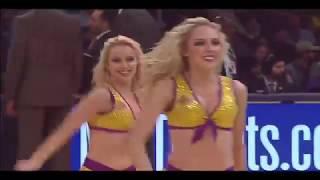San Antonio Spurs vs Los Angeles Lakers 3 - Jan11, 2018