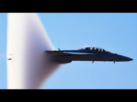 SONIC BOOM/'HIGH SPEED PASS' compilation! (Latest fighter jet SOUND BARRIER BREAKING footage!)