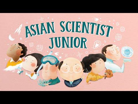 Asian Scientist Junior