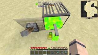 Open Blocks - Creating, Storing, and Using Liquid XP - Minecraft