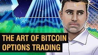How to Short Bitcoin Using Options | Interview with Krown's Crypto Cave