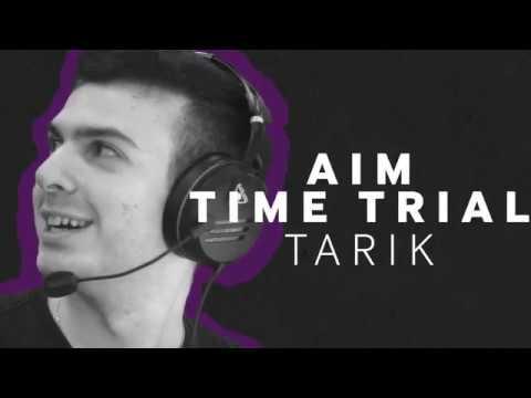 OpTic Tarik Plays Aim Time Trial