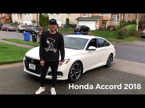 p hp Honda Accord 2018