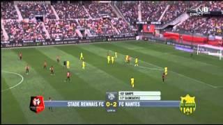 Stade Rennais FC - FC Nantes -  (1-3) - 29/9/2013 - 2013