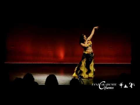 Bauchtanz - Belly dance - Trommelsolo - 1st place-Oriental, Marina Nickel, Tanzstudio Miral