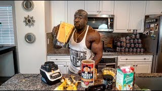 Best Way To Gain Weight Fast | SWEET POTATO SHAKE | | Kali Muscle