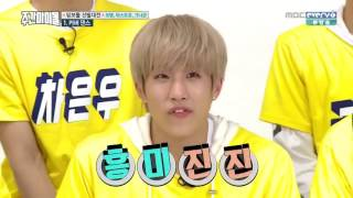 160622 weekly idol 4ten astro knk 2 2 legendado pt br