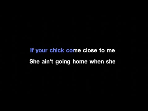 Omarion Ft. Chris Brown & Jhene Aiko - Post To Be Karaoke
