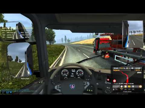 Euro Truck Simulator 2 - Patch 1.20 oraz VS'ka WORLD EXPRESS - #31