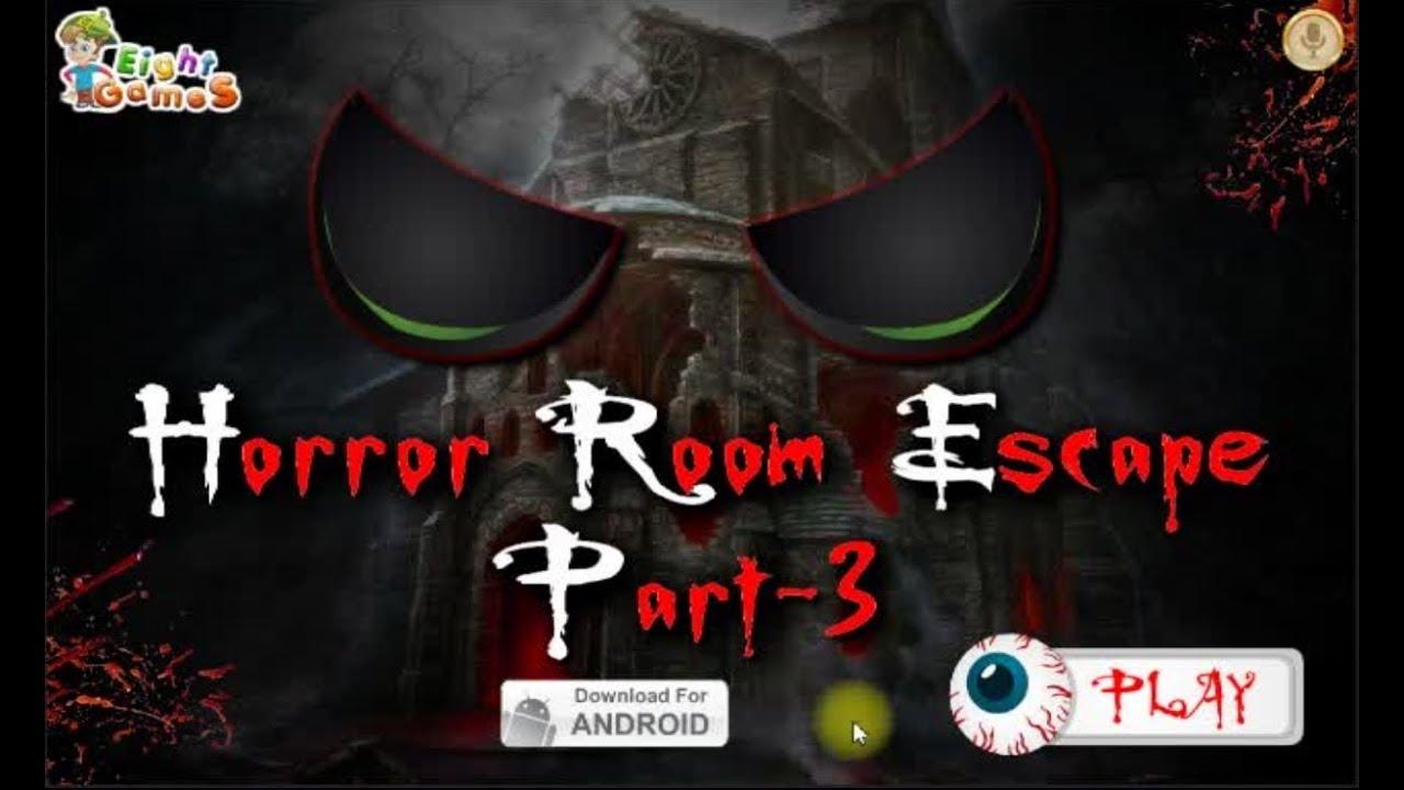 """Résultat de recherche d'images pour """"HORROR room escape part3"""""""