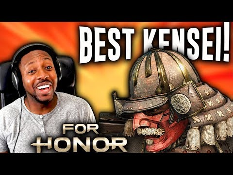 For Honor Orochi ∙ Faced The Best Kensei In THE WORLD!!