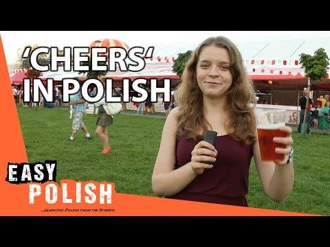 Tiếng Ba Lan Bài 13: Cạn ly!