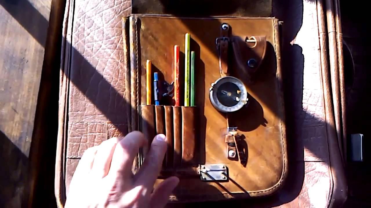 Сумка полевая сержантская. 800 ₽. В корзину. Полевая сумка (планшет) образца 1923 года. 8 500 ₽. В корзину. Скидка 10%. Кобура к пистолету тт 33. 1 500 ₽1 350 ₽. В корзину. Сумка офицерская полевая для ношения карт. 4 500 ₽. В корзину. Сумка (палетка) для ношения карт образца 1932 года. 3 800 ₽.