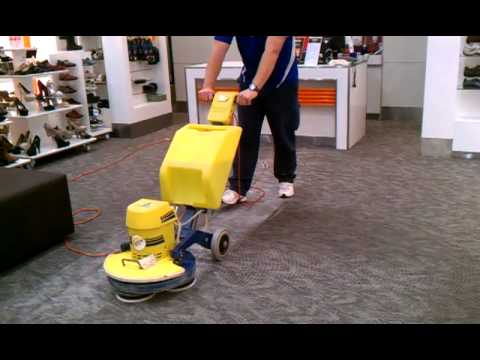 Encapsulation Carpet Cleaning From Carters Floor Care