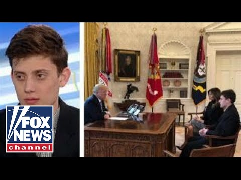 Parkland student discusses his meeting with President Trump