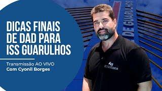 [ISS GUARULHOS] Dicas Finais de Direito Administrativo com Cyonil Borges