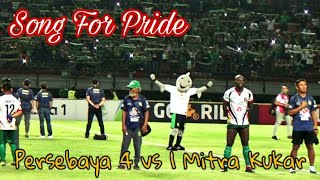 Download Video GBT Bergetar..!! Song For Pride usai Laga Persebaya vs Mitra Kukar   skor akhir 4 - 1 MP3 3GP MP4