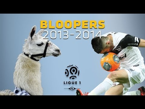 Bloopers ligue 1 - the funniest moments of the 2013-2014 season (1st half)