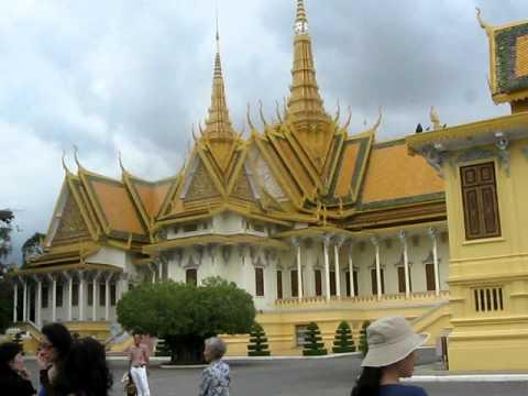 Campuchia - hoàng cung