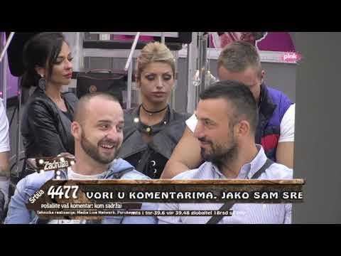 Zadruga 3 - Mina plakala zbog Vladimira, pa Staniji uputila brutalnu poruku - 16.09.2019.