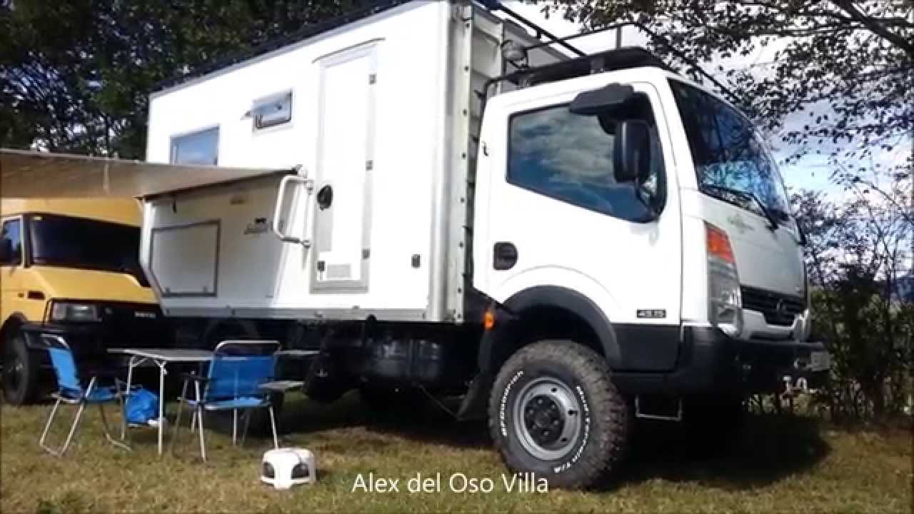I Meeting Camper Offroad Youtube