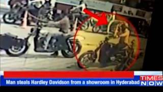Shocking News Man Takes Harley Davidson For A Test Ride And Never Returns