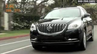 New 2017 Buick Enclave Performance West Point Buick GMC Houston and Katy TX