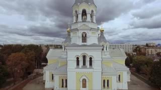 Украина/Житомир с высоты(YouTube Канал аэросъемки допримечательностей, городов, пейзажных мест! ***РЕКЛАМА*** Web Studio BI - самые низкие..., 2016-05-13T15:10:20.000Z)