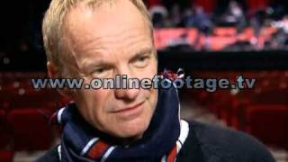 Exclusive interview with Sting