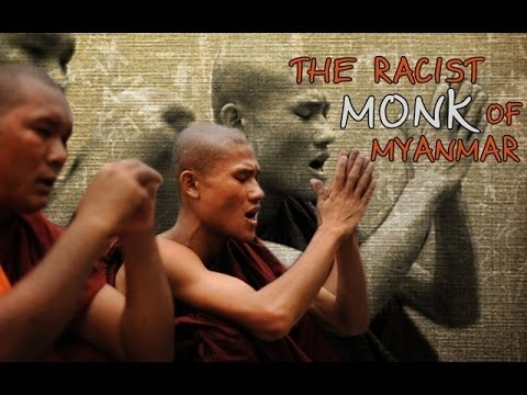 The Racist Monk of Myanmar - Documentary