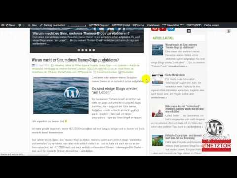 Optin Newsletter Formular WordPress Blog erstellen kostenlos Gratis einbinden