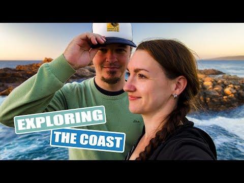 AUSTRALIA | Vlog 130 - Canal Rocks  and Surfers Point - MARGARET RIVER PART 2/4