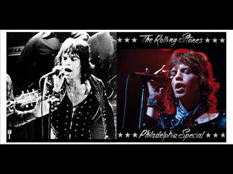 The Rolling Stones -  Philadelphia 1972  song bitch rare version live