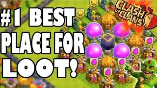 #1 BEST LEAGUE TO FARM MASSIVE LOOT FAST | BEST TROPHY RANGE FOR FARMING MILLIONS! (SILVER LEAGUE)