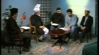 Liqa Ma'al Arab 13th November 1996 Question/Answer English/Arabic Islam Ahmadiyya